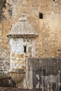 Garita watchtower Stock Photography