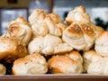 Garlic Knots Royalty Free Stock Photo