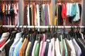 Garments Stock Image
