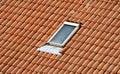 Garret on a roof