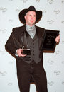 Garth brooks jan country star at the american music awards in los angeles where he won the favourite country artist and country Royalty Free Stock Photos