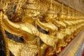 Garuda of siam Stock Photos