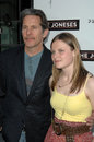 Gary cole and daughter at the joneses los angeles premiere arclight cinemas hollywood ca Royalty Free Stock Photos