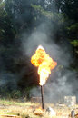 Gas flare
