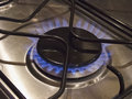 Gas Hob Royalty Free Stock Photos
