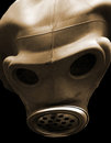 Gas mask Royalty Free Stock Photography