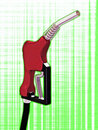 Gas nozzle 3d Royalty Free Stock Photography