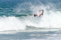 Gastao entrudo ovar portugal august at the nd stage of the bodyboard protour on august in ovar portugal Stock Image