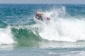 Gastao entrudo ovar portugal august at the nd stage of the bodyboard protour on august in ovar portugal Royalty Free Stock Images