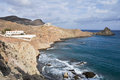 Gata cape, Andalusia (Spain) Royalty Free Stock Images