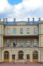 Gatchina palace, Russia, Gatchina.City landscape Royalty Free Stock Photo