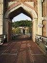 Brána most v