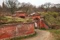 Gate Of Fort II Mierzwiaczka I...
