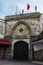 Gate of Grand Bazaar Royalty Free Stock Photo