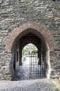 Gate to the Castle Royalty Free Stock Photo