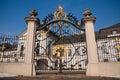 Brána do prezidentského paláca