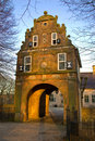 Gatehouse Royalty Free Stock Photography