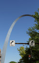 Gateway Arch St. Louis, Stock Images