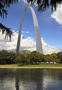 Gateway Arch - St. Louis - Missouri - USA Royalty Free Stock Photo