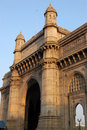 Gateway in India, Mumbai Immagine Stock