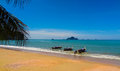 Gateway to paradise a beautiful tropical beach in thailand Stock Photos