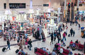Gatwick Airport Duty Free Shopping Royalty Free Stock Photography