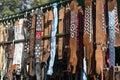 Gaucho Belts Royalty Free Stock Photo