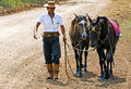 Gaucho festival Royalty Free Stock Photography