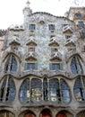 Gaudi House Royalty Free Stock Photo