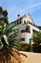 Gaudi house Royalty Free Stock Photography