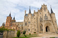 Gaudi palace in astorga leon spain Stock Photography