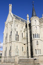 Gaudi palace (Astorga, Spain) Stock Image