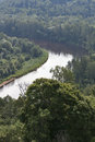 Gauja River Royalty Free Stock Photography