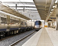 Gautrain - High Speed Commuter Train Royalty Free Stock Image