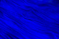 Gauze texture the background blue Royalty Free Stock Images