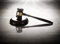 Gavel judge Royalty Free Stock Photo