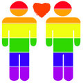 Gay Pride Royalty Free Stock Image