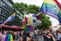 stock image of  Gay Pride Parade