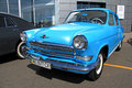 GAZ Volga (Soviet-made automobile) Royalty Free Stock Photo