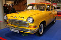 GAZ Volga (Soviet-made automobile) Stock Photography
