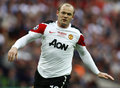Gbr football champions league final london england may manchester s forward wayne rooney during the uefa between manchester united Stock Image