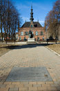 Gdansk gammal poland town Royaltyfri Fotografi