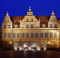 Gdansk at night. Stock Images