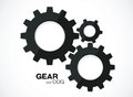 Gear cogs Royalty Free Stock Photo