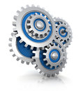 Gear symbol Royalty Free Stock Image