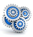 Gear symbol Stock Images