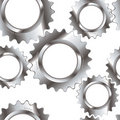 Gear tile mech Royalty Free Stock Photography