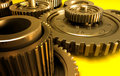 Gears_2 Royalty Free Stock Photography
