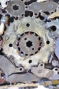 Gears and Cogs background