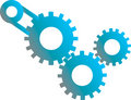 Gears machinery Royalty Free Stock Photography
